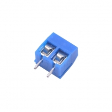 2 Pin Schraubklemme Printklemme mit Schraubanschluss RM 5.08 mm