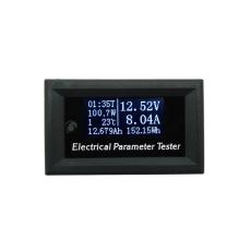 Volt Ampere Kapazität Watt Meter OLED 33V 3A