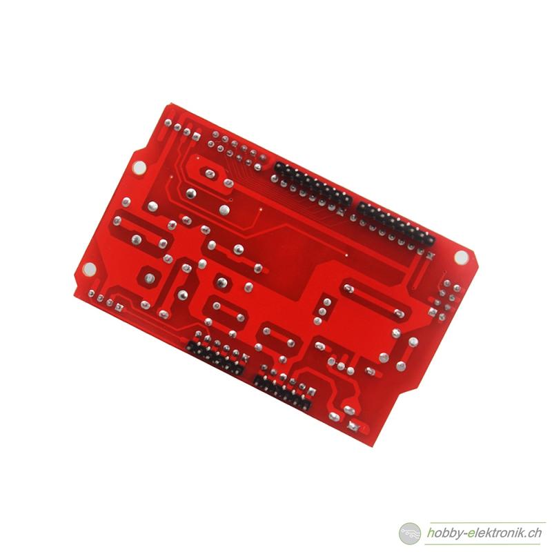 Joystick shield gamepad arduino online shop hobby