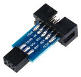 10 Pin auf 6 Pin Adapter für ISP Programmer