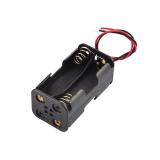 Batteriehalter Batteriefach 4 x AA (2x2) mit Kabel