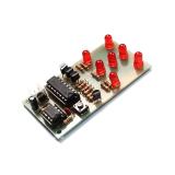 DIY Elektronischer Würfel mit Roten LEDs