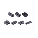 Dupont Stecker Gehäuse zweireihig 2.54 mm 4 bis 20 Pin