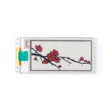 E-Paper E-Ink Display 2.13 Zoll 212 x 104 Schwarz Weiss Rot