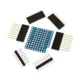 ESP8266 WemMos D1 mini Prototype Board