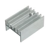 Kühlkörper TO-220 15 x 10 x 20 ( z.B. für Mosfet )