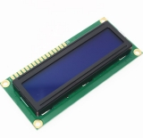 LCD Modul 1602 2 Zeilen 16 Zeichen 16x2 Blau Weiss