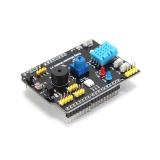Arduino Multifunktions Sensor LED Buzzer Shield