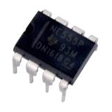 NE555P Timer IC DIP8