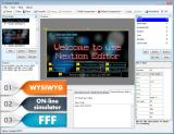 Nextion Touch Display 320 x 240 2.4 Zoll UART